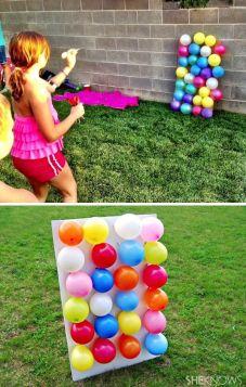 festa per bambini giochi