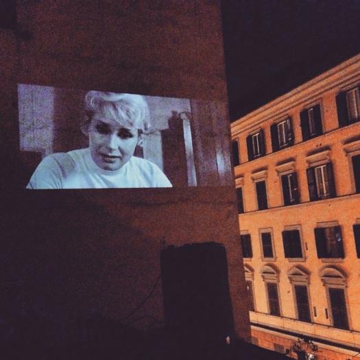 Cinema America sul tetto