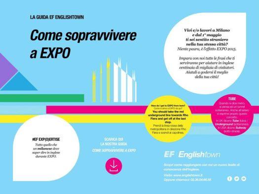 Come sopravvivere a expo